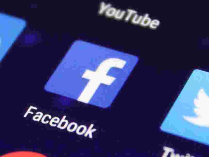Facebook retire la page d'un parlementaire australien à l'origine de désinformations sur le Covid