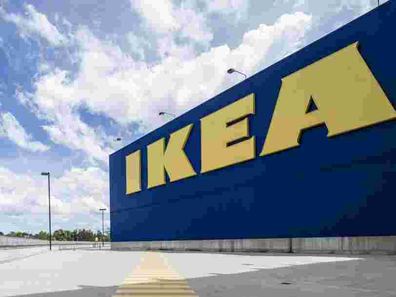 Des grèves dans plusieurs magasins Ikea faute de prime pour les salariés