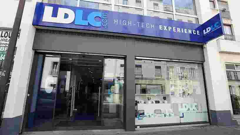 Le Groupe LDLC passera à la semaine de 4 jours en 2021