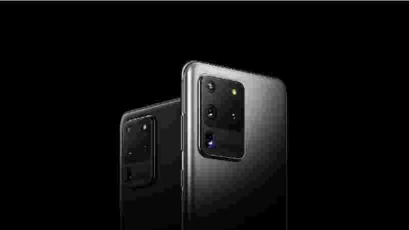 Samsung Galaxy : -25% sur le smartphone S20 chez Amazon