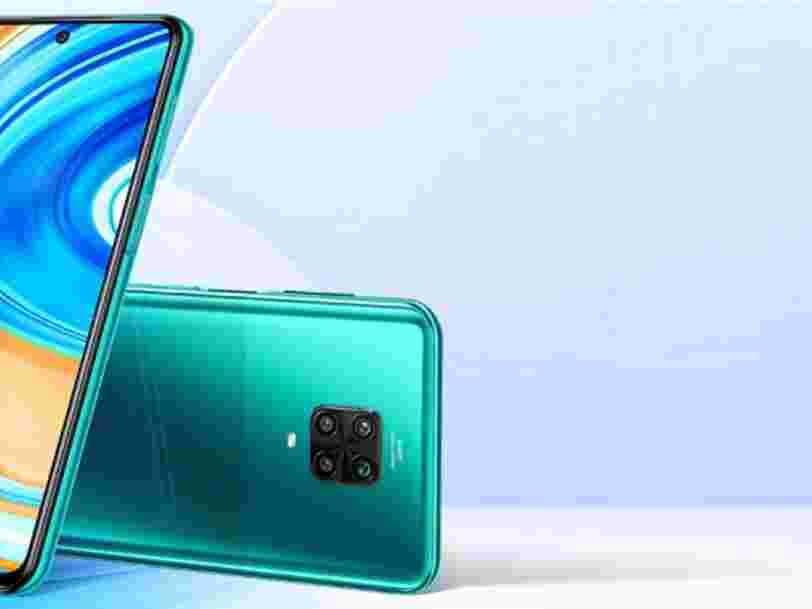 Xiaomi : profitez du smartphone Redmi Note 9 Pro à moins de 250 euros