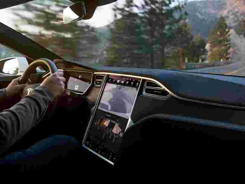 Selon Tesla, l'accident mortel au Texas est dû à une erreur humaine et non au système d'assistance