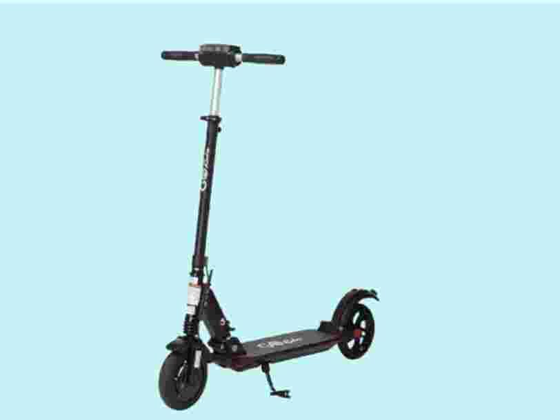 Trottinette électrique : la Go Ride 80Pro à moins de 200 euros chez Cdiscount