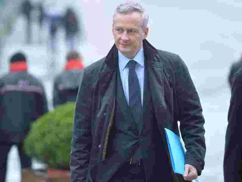 Bruno Le Maire appelle à décaler le Black Friday alors que les commerces non-essentiels restent fermés