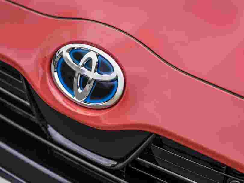 Toyota détrône Volkswagen et devient le premier constructeur automobile mondial