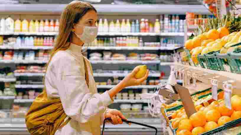 Voici les enseignes de supermarchés les moins chères pour acheter des masques