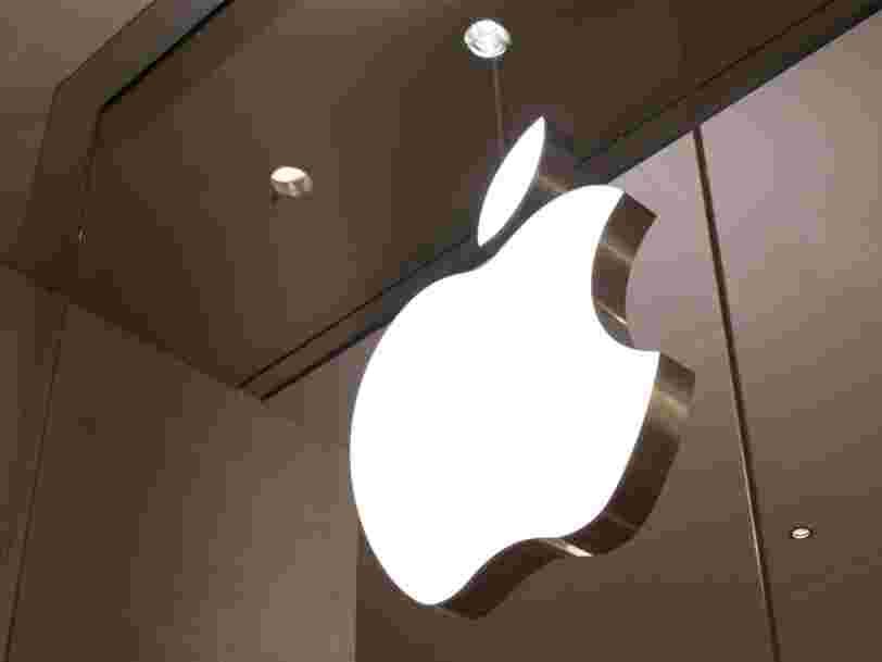 Tim Cook, le patron d'Apple, évoque des travaux sur les technologies de voiture autonome