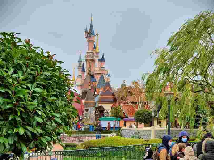 Disneyland Paris ne rouvrira finalement pas en avril