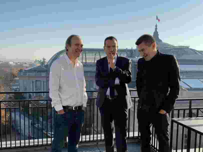 Xavier Niel se lance dans la consommation responsable avec Matthieu Pigasse et Moez-Alexandre Zouari