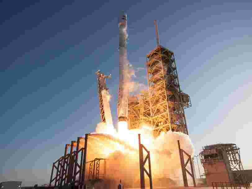 L'Indonésie incite SpaceX à lancer ses fusées depuis son territoire