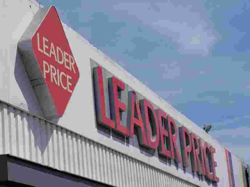 31 magasins Leader Price vont fermer suite au rachat par Aldi