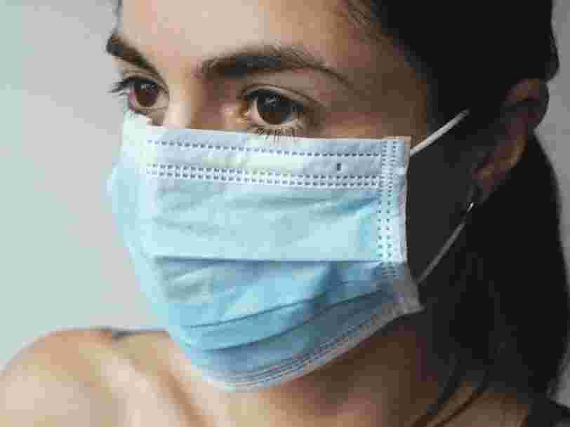 Le gouvernement vise une production de près de 500 000 masques par jour pour ceux qui vont encore au travail