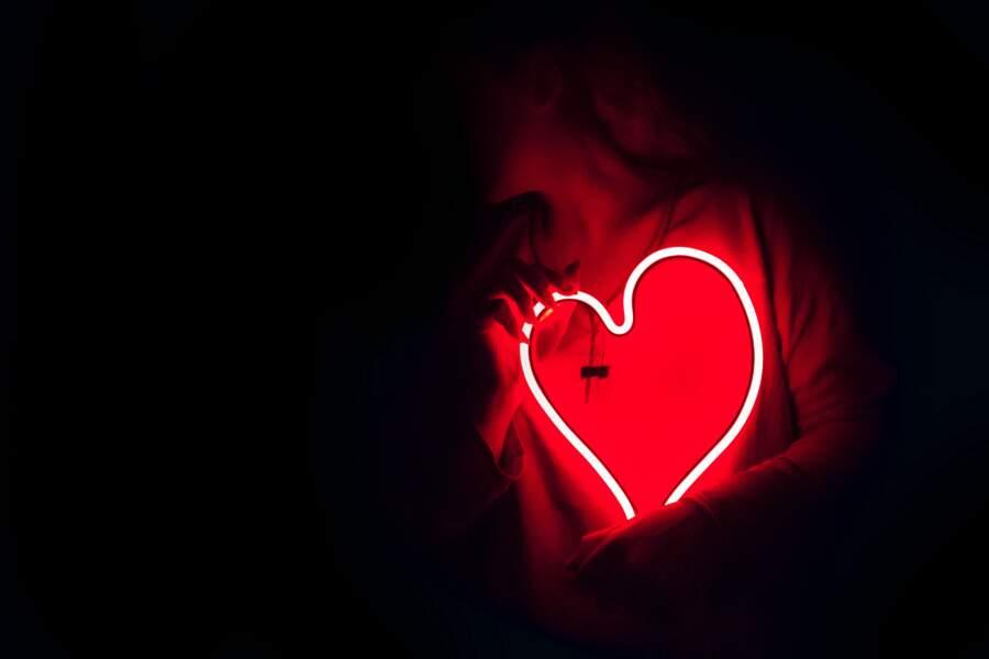 Sur notre coeur