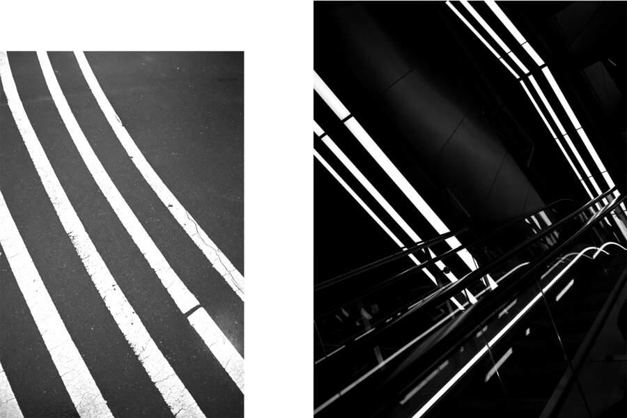Copenhague en noir et blanc