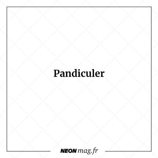 Pandiculer