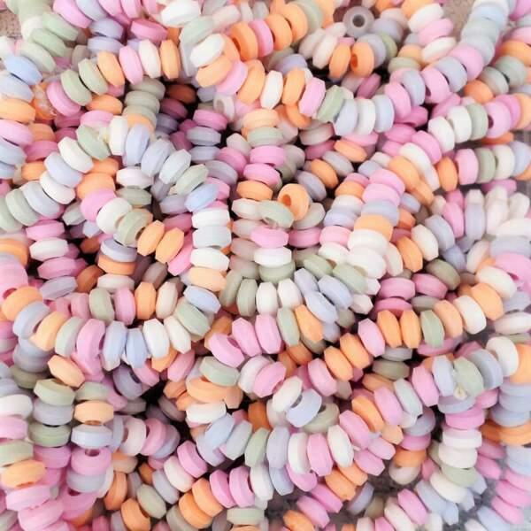 Les colliers de bonbons