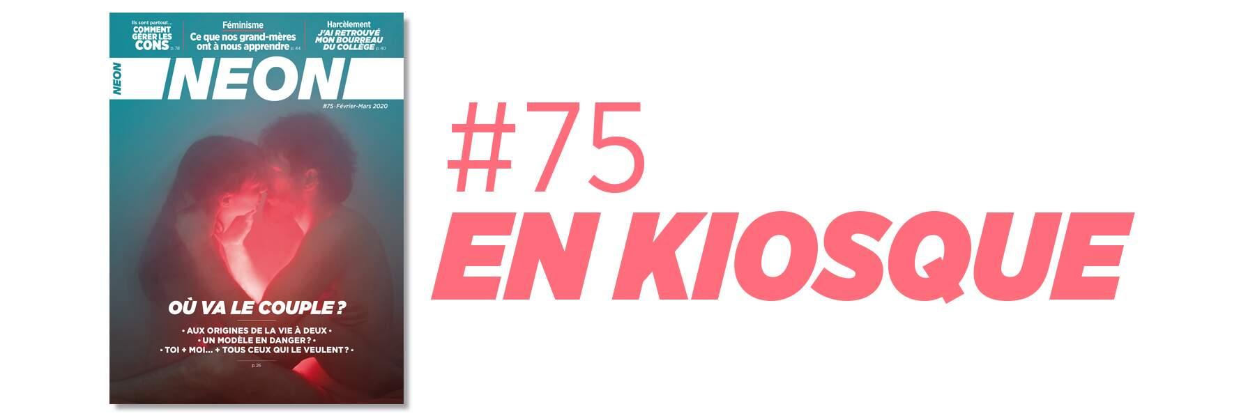Découvrez NEON #75