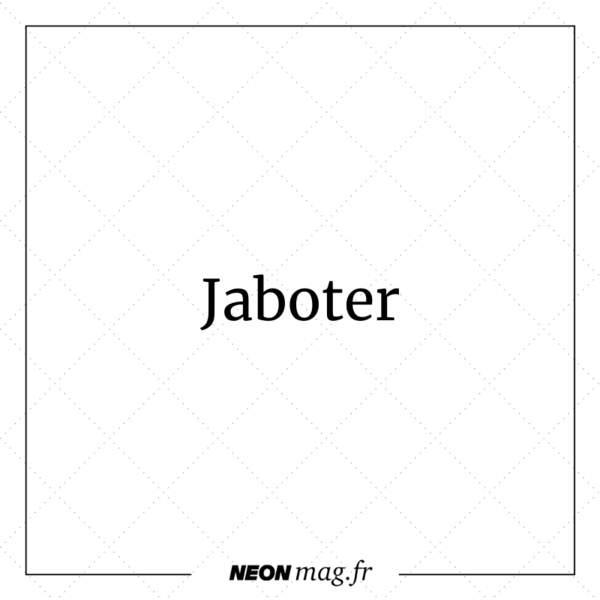 Jaboter