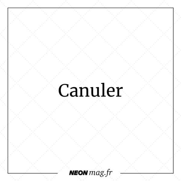 Canuler