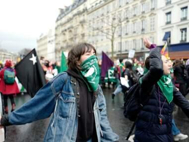 « Liberté, égalité, sororité » : un 8 mars féministe et combattif à Paris