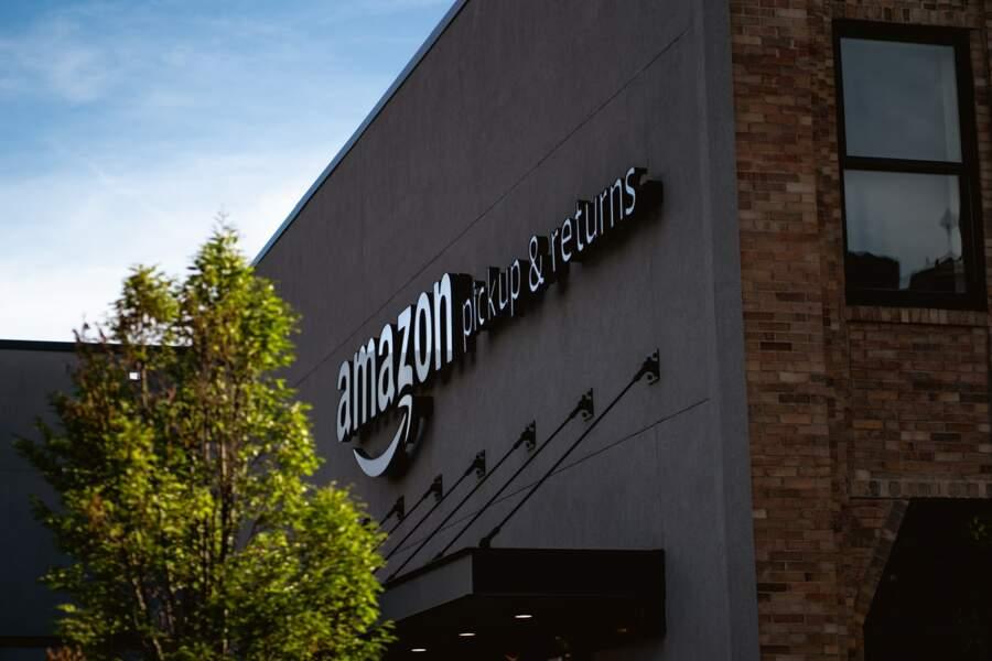 Amazon a annoncé le 16 mars le recrutement de 100 000 salariés aux Etats-Unis