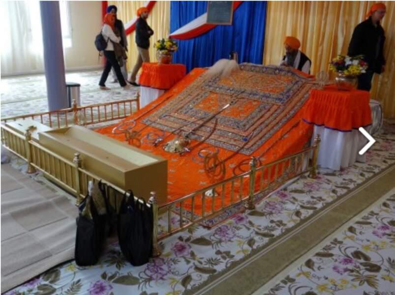 Visiter un temple sikh