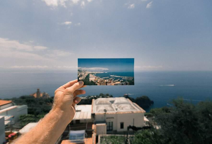Les photos nuisent à vos souvenirs de vacances