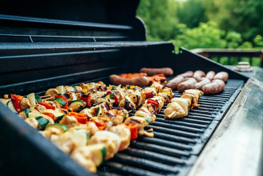 11 millions de barbecues en France