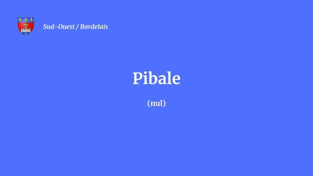 Pibale