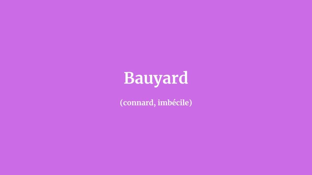 Bauyard