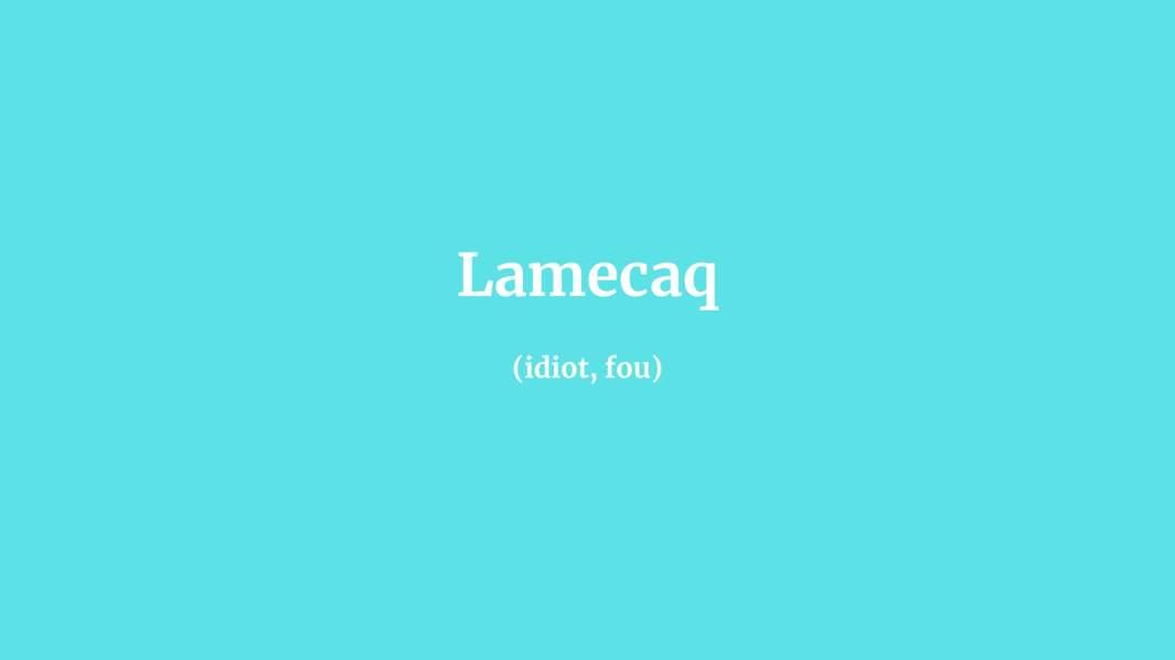 Lamecaq
