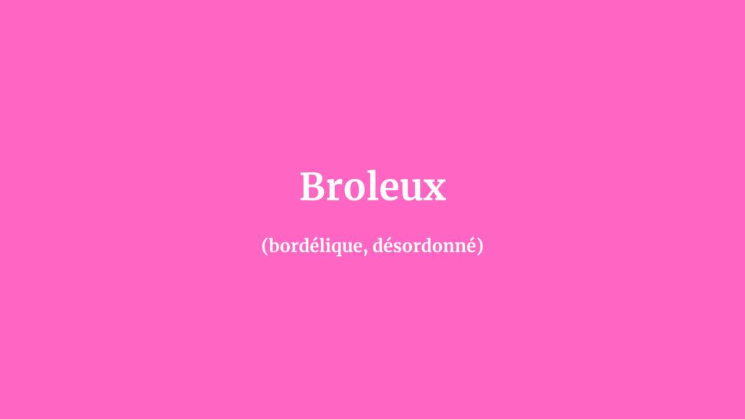 Broleux