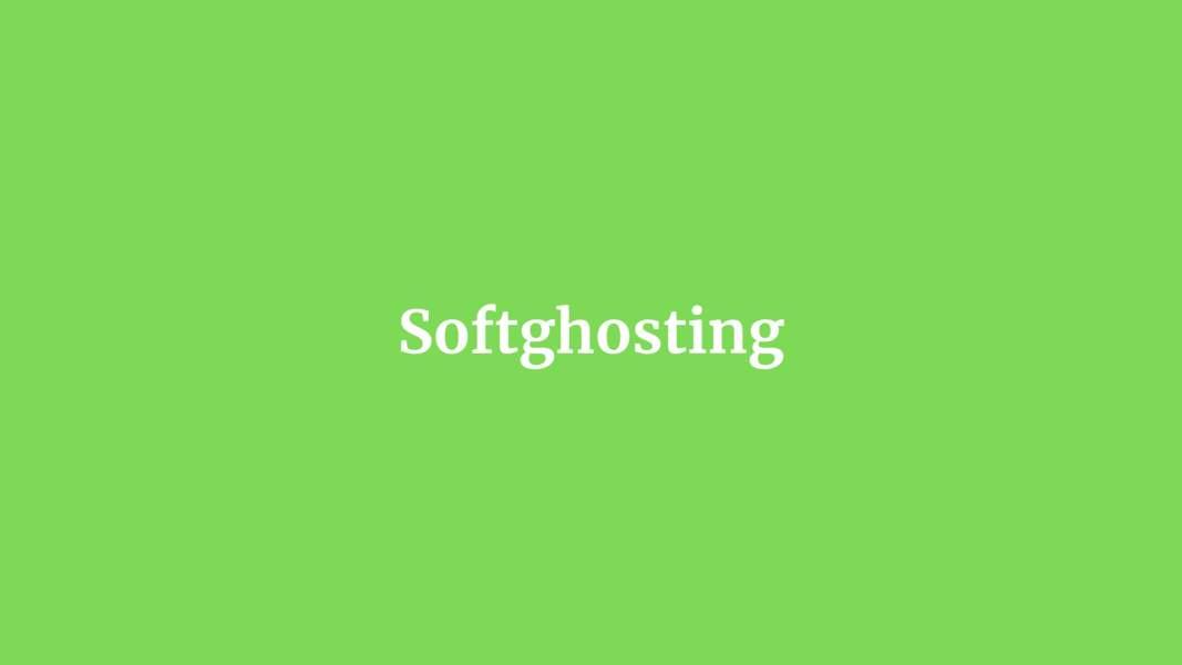 Softghosting
