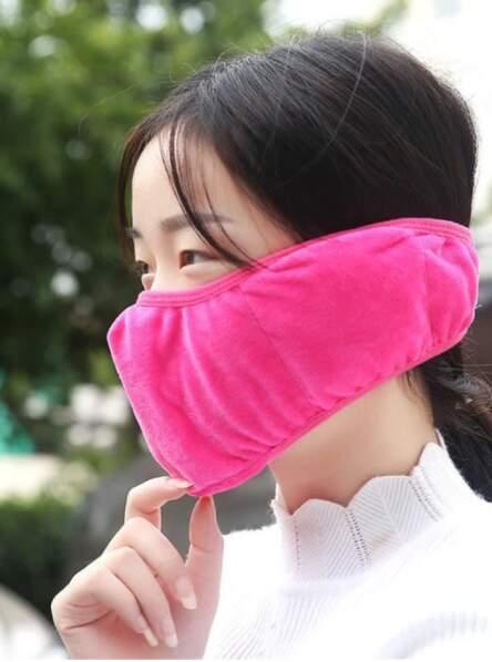 Au chaud sous son masque