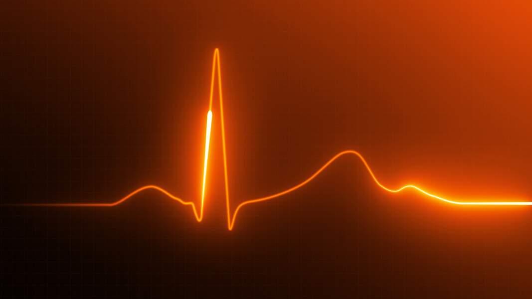 Notre coeur bat en moyenne 70 fois...