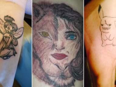 25 tatouages bien foirés