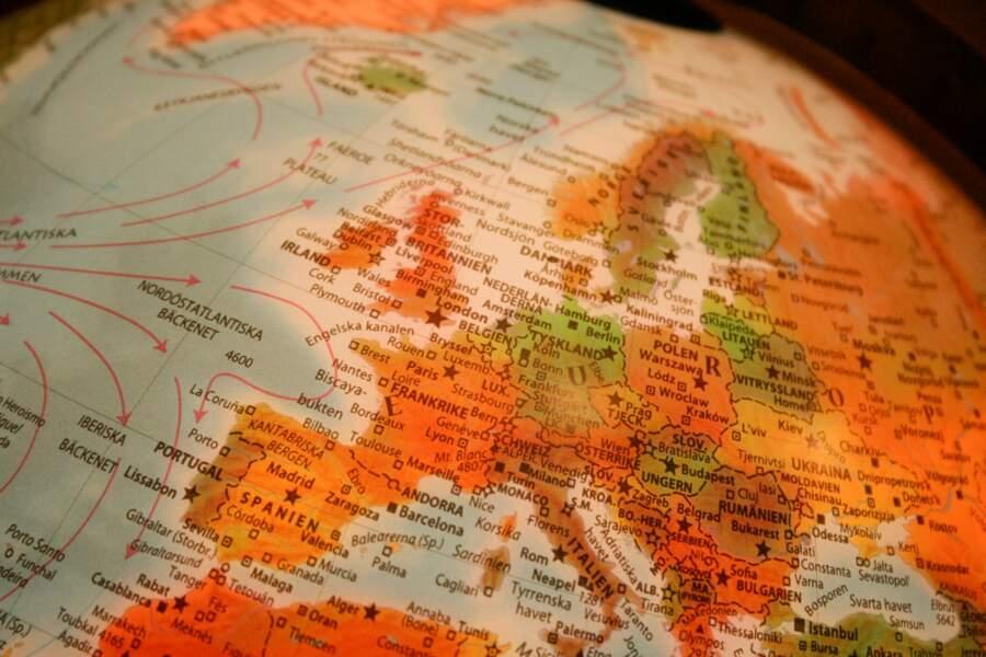 Les Européens, eux, se situent globalement au-dessus de la moyenne