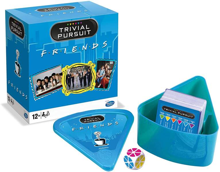 Le Trivial Pursuit Friends