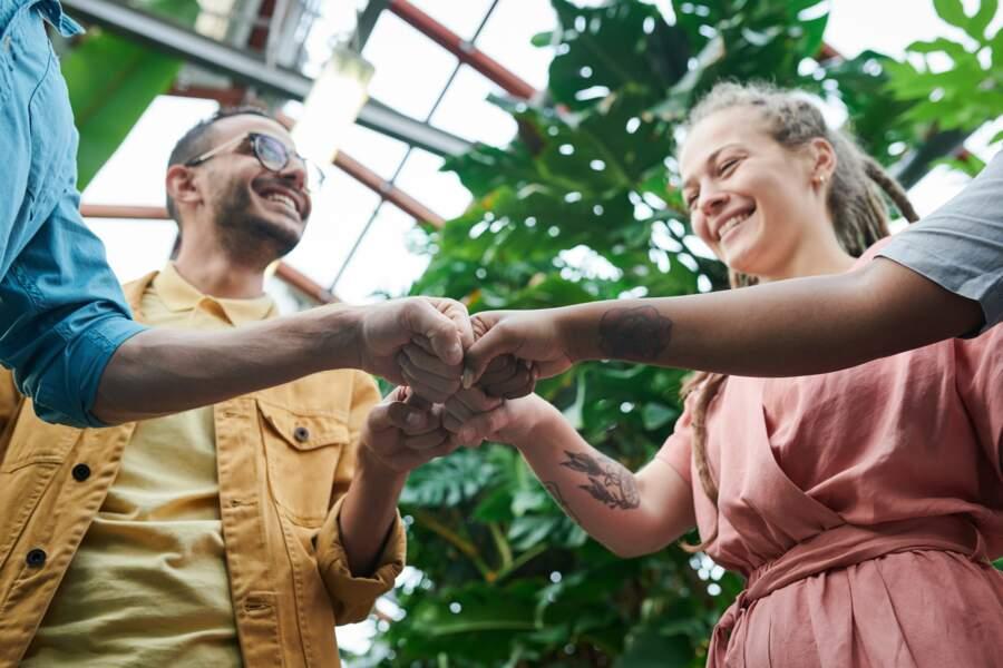 S'intéresser à l'économie collaborative