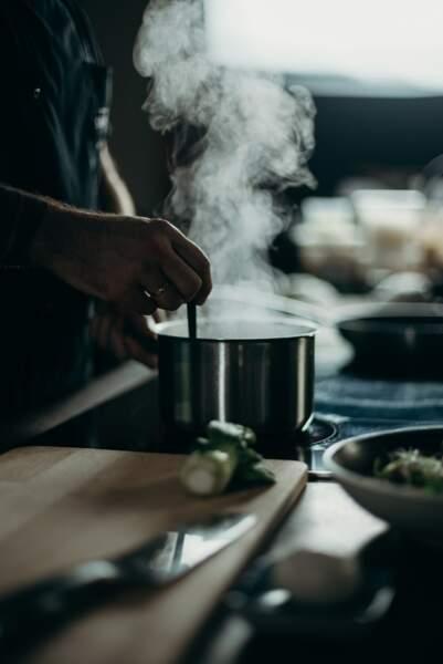 Gérer la cuisine