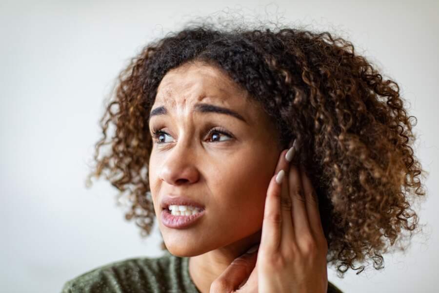 Des acouphènes pulsatiles dus au stress