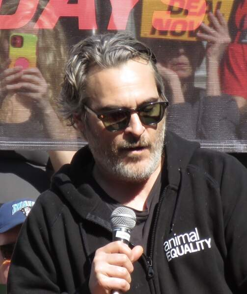 11. Joaquin Phoenix