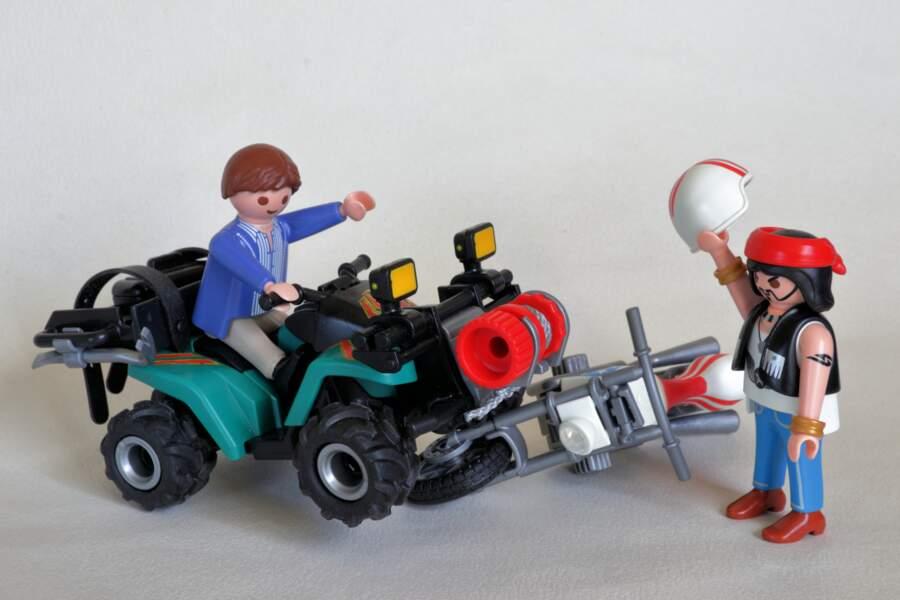 Des Playmobil