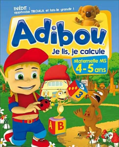 Le jeu vidéo Adibou