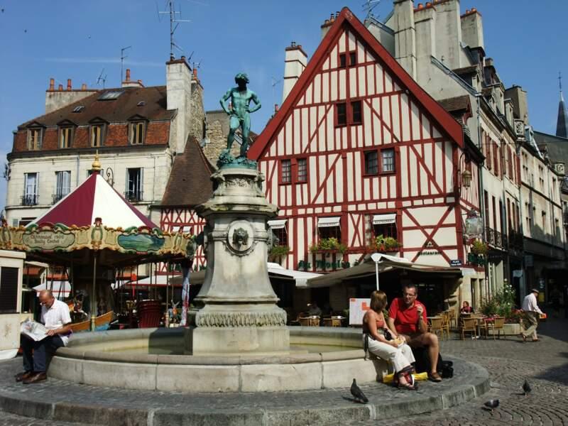 9 • Dijon