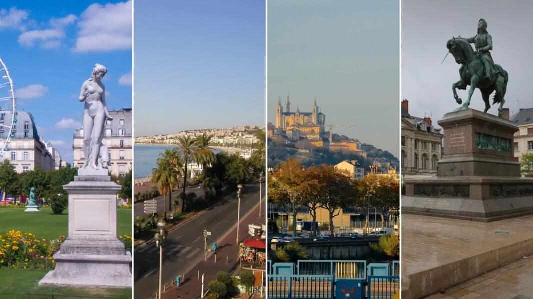Quel est le classement de votre ville ?