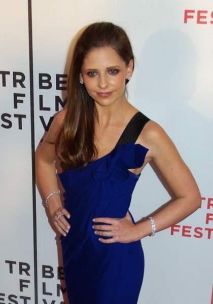 """Sarah Michelle Gellar : de """"Buffy contre les vampires"""" à une start-up de kit de cuisine"""