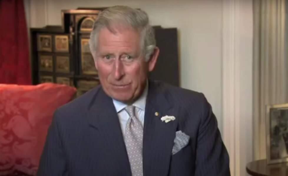 Le Prince Charles est un vampire