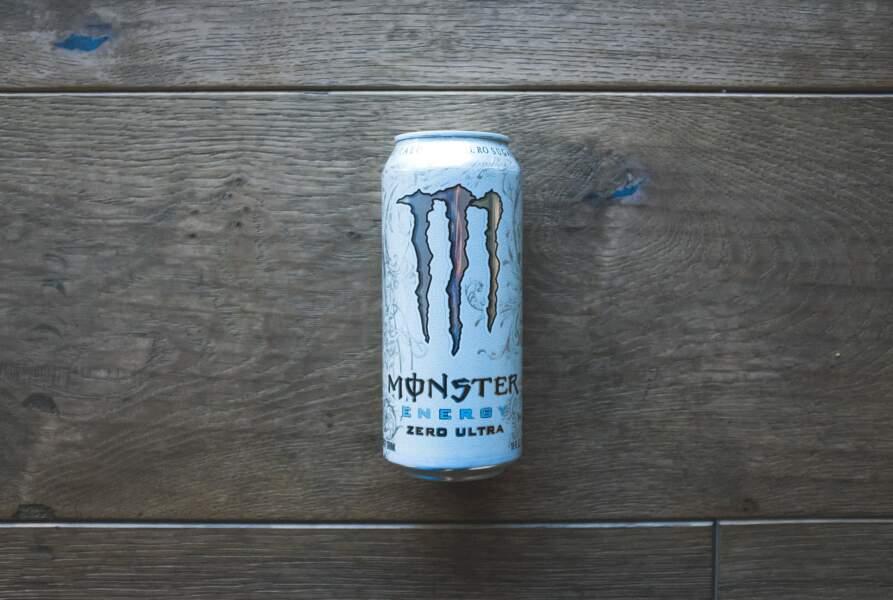 Les boissons énergisantes Monster sont produites en enfer par le diable