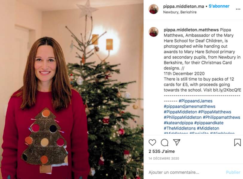 Pippa Middleton bientôt maman une seconde fois